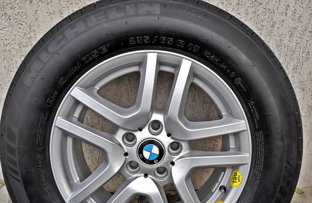 Janta BMW R 17 cu anvelopa Michelin 235/65/17