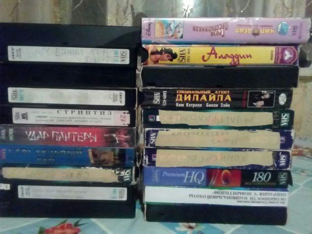 Продам видео касеты