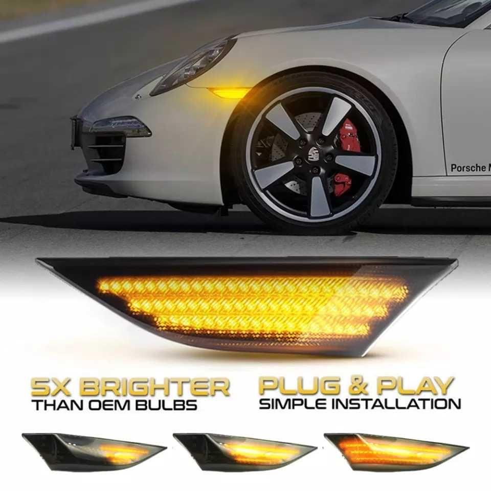 Semnalizare dinamica repetitiva led Porsche 991 911 982 981 718