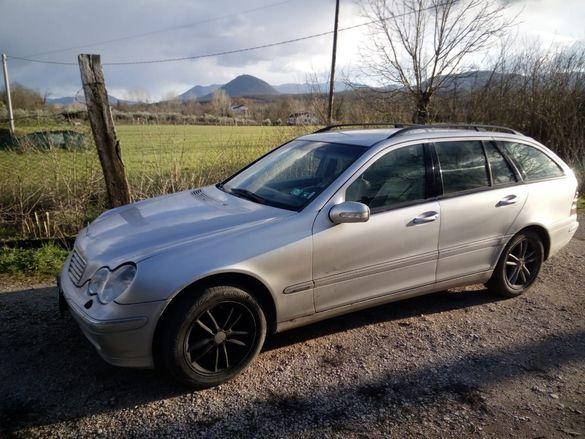 Мерцедес С220 цди на части/Mercedes C220 cdi W203