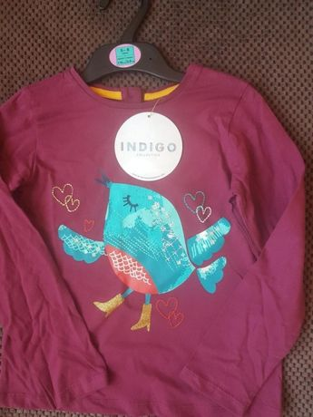 Детска блуза за момичета за (5-6години) Marks&Spencer