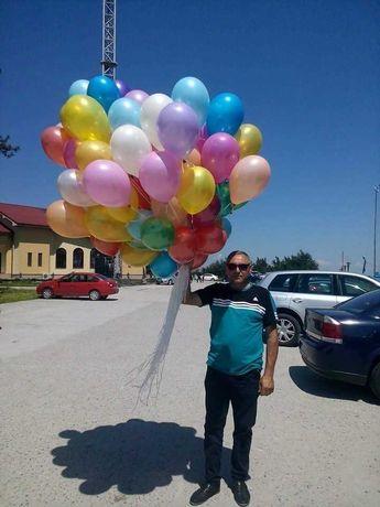 Baloane cu heliu pentru copii și adulti
