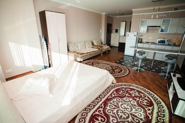 1-комнатная квартира, 43 м²,