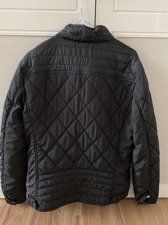 Мужская куртка демисезонная Zara