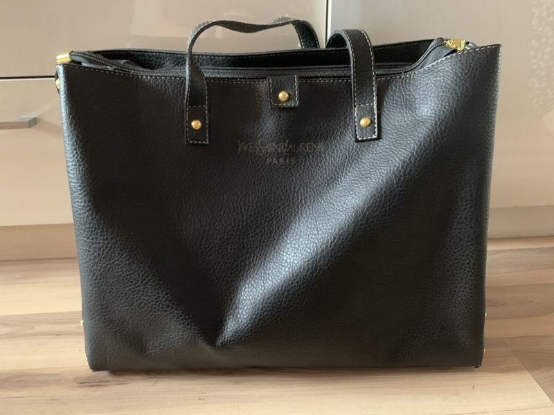 Черна чанта YvesSaintLaurent Paris гр. Сливен - image 1