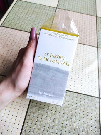 Продам духи HERMES Un Jardin De Monsieur Li, 50мл
