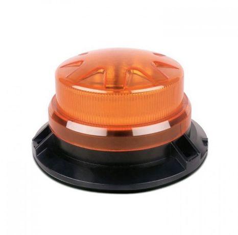 Диодна сигнална лампа-маяк 2478 24 диода Slim !!!