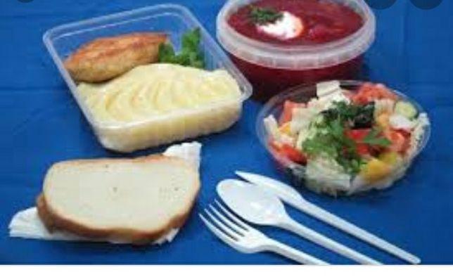 Комплексные обеды,  пироги,блины.