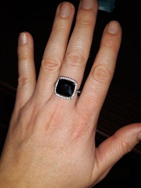 Продавам сребърен пръстен . гр. Варна - image 1