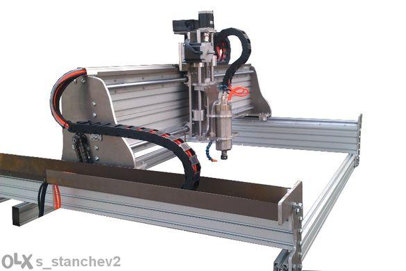 ЦНЦ ЦПУ Рутер за мрамор, дърворезби, мебелно производство