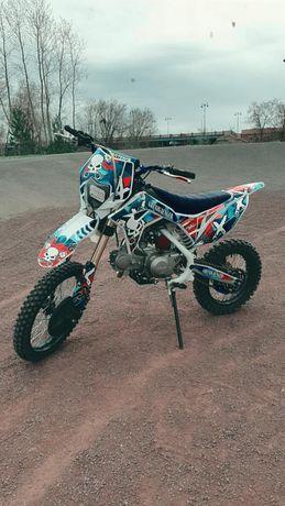 Продам мотоцикл, питбайк Ataki 125