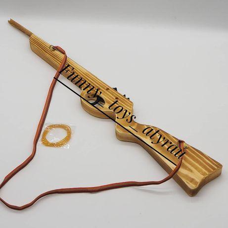 Деревянное детское оружие