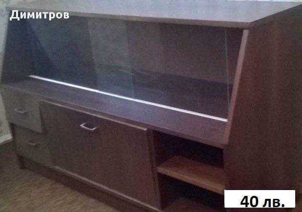 Шкаф с витрина за Приста гр. Горна Оряховица - image 1