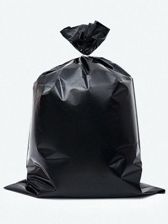 Прочные мешки для мусора 120 л, 10 штук.