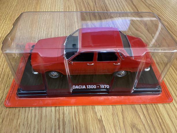 Macheta Dacia 1300 sc 1/24