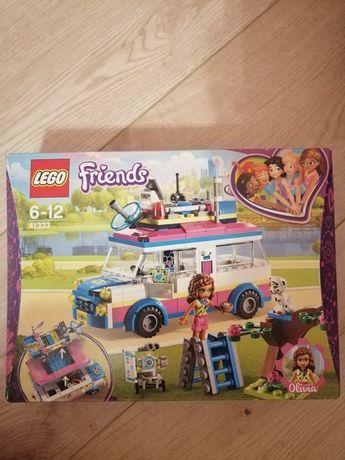 Lego Friends 41333 Vehiculul de misiune al Oliviei