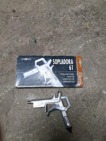 pistol suflanta