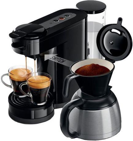 Aparat de cafea Philips Senseo HD7892 2 in 1