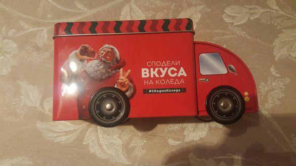 Камион на Кока кола