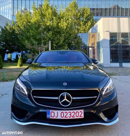 Mercedes-Benz S S400 Coupe 4 matic Amg Night Edition