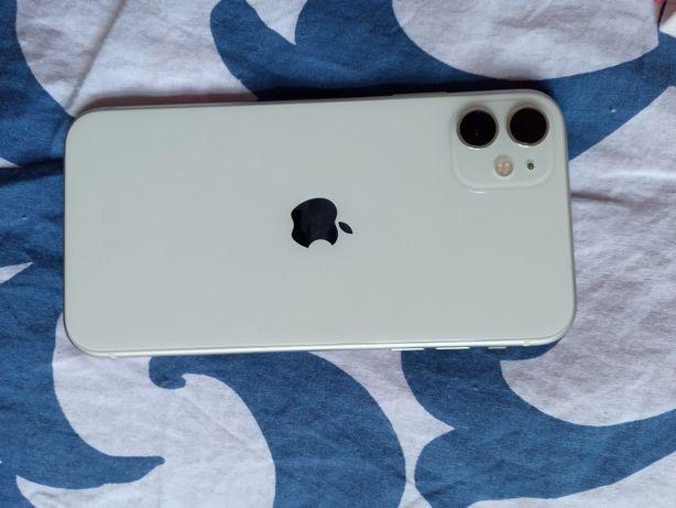 Айфон 11 Белый 128 гб