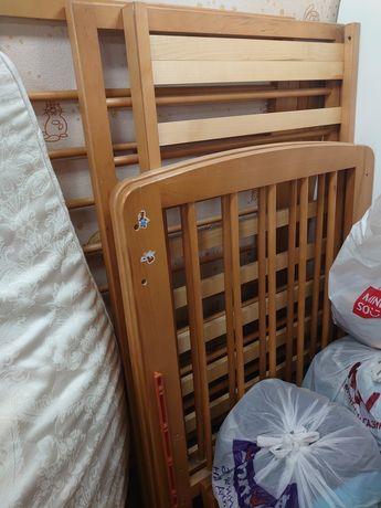 Продам манеж детский деревянный в отличном состоянии