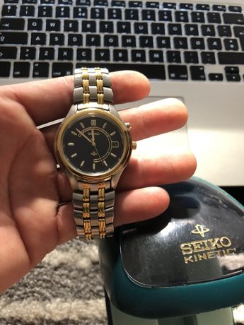 Ceas seiko kinetic nou
