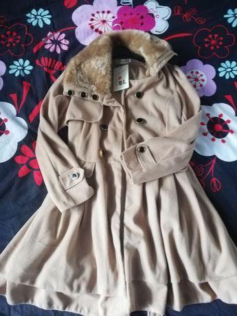 Дамско палтенце ново
