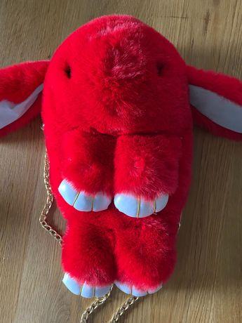 Чанта - раница заек