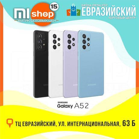 MiSHOP15 Samsung Galaxy A52 8/256 (ТЦ Евразийский, ул. Букетова 52)