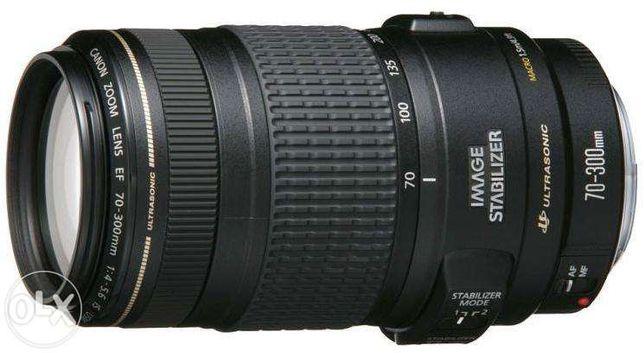 Vand obiectiv Canon EF 70-300/F4-5.6 IS USM