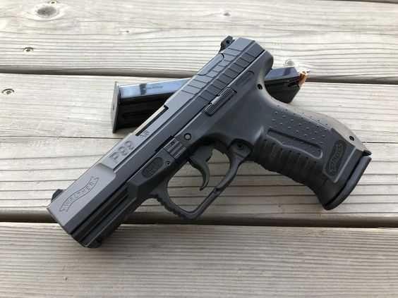 Pistol Airsoft # Puternic # Fara permis # Walther P99 UPGRADE