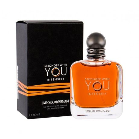 Armani Stronger with You Intensely EDP 100мл.