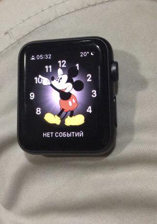 Apple Watch series black