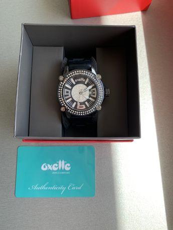 Oxette - Оригинален часовник с кристали и сертификат