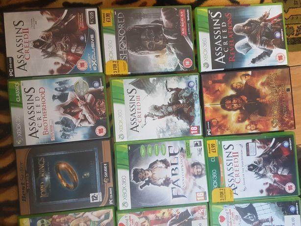 Jocuri  pentru Xbox 360