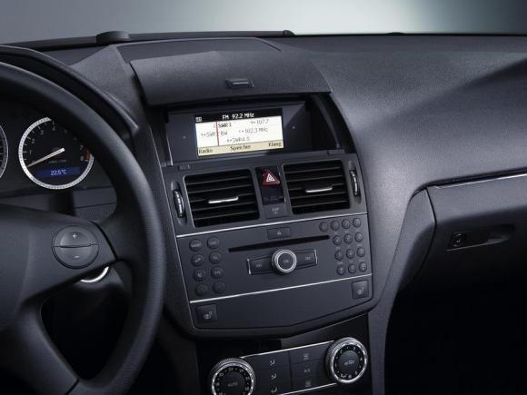 DVD harti navigatie Mercedes C Class (W204) GLK Europa Romania 2019