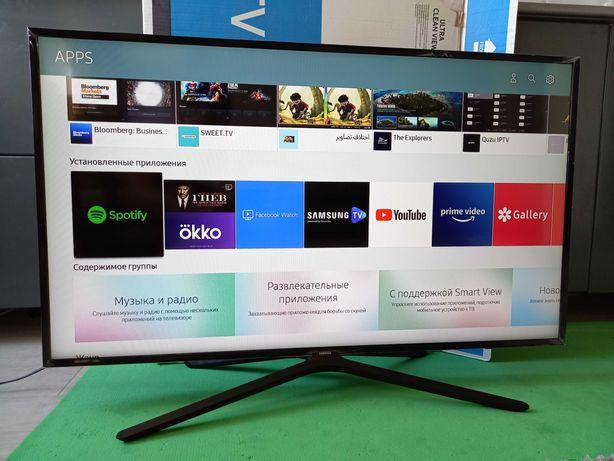 Samsung Smart TV  с интернетом
