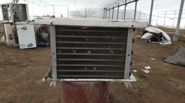 Aeroterme.ventilo convetor  pt încălzit hale sere si solarii