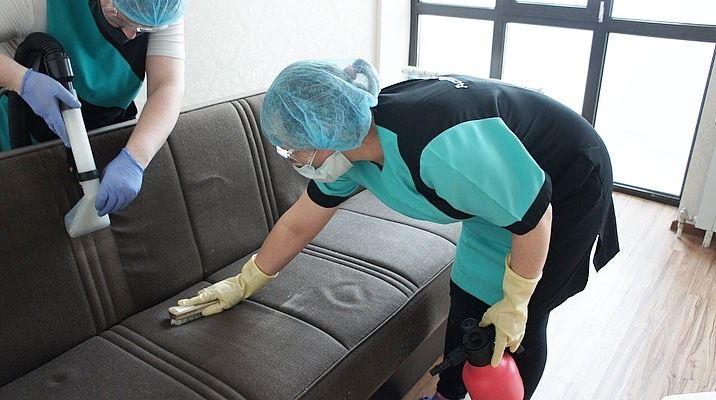 Хотите чистку мебели быстро и качественно? Жми! Нур-Султан (Астана) - изображение 1