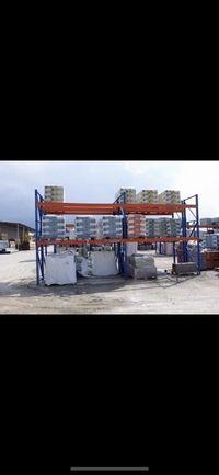 Rafturi metalice premium 4768x9277x6722