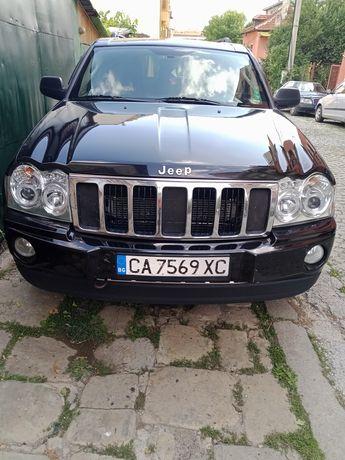 Продавам на части Jeep Grand Cherokee 3.0 CRD, 218kc 2005г