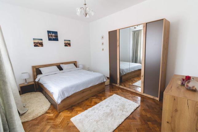 Apartament 1 camera (2 persoane) in regim hotelier ultra central Sibiu