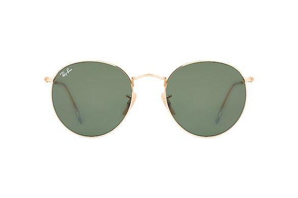 -30% Ray Ban RB 3447 - 001 - 50 ROUNDMETAL Кръгли слънчеви очила