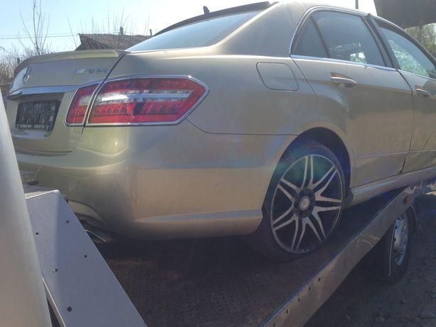 Capotă portbagaj , bară spate și stopuri Mercedes E 350/ W212