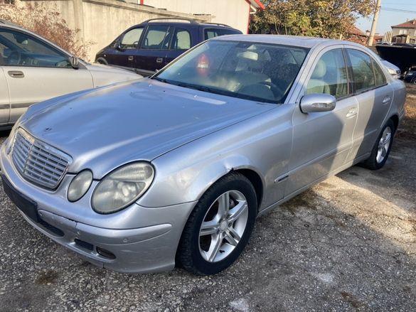 Mercedes e220cdi w211 3 броя на части e270 e320 cdi
