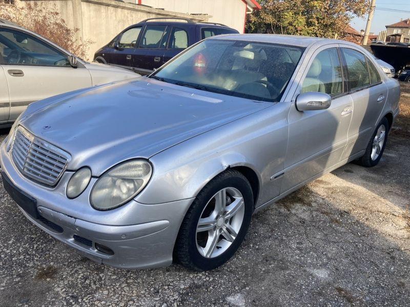 Mercedes e220cdi w211 3 броя на части e270 e320 cdi гр. Пазарджик - image 1