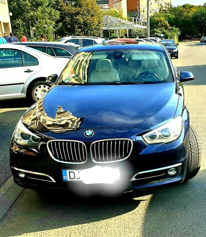 BMW SERIA 5GT/facelift/ 535i X DRIVE LUXURY /EURO 6/2014/07