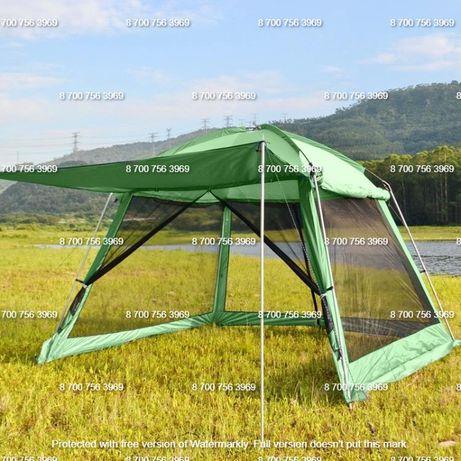 Шатер-палатка 280x280x220 см без дна. Доставка бесплатная.