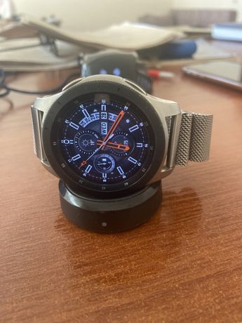 Galaxy watch обменяю на apple watch